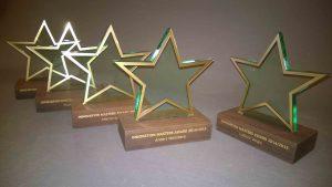 award laten maken ster