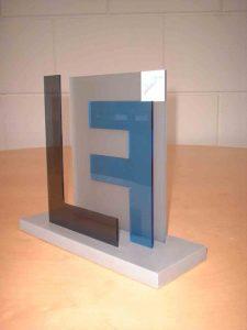 award perspex