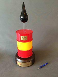 award kleur